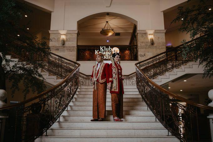 Wedding Stevanni & Seno at Klub Kelapa Gading by Mamie Hardo - 031