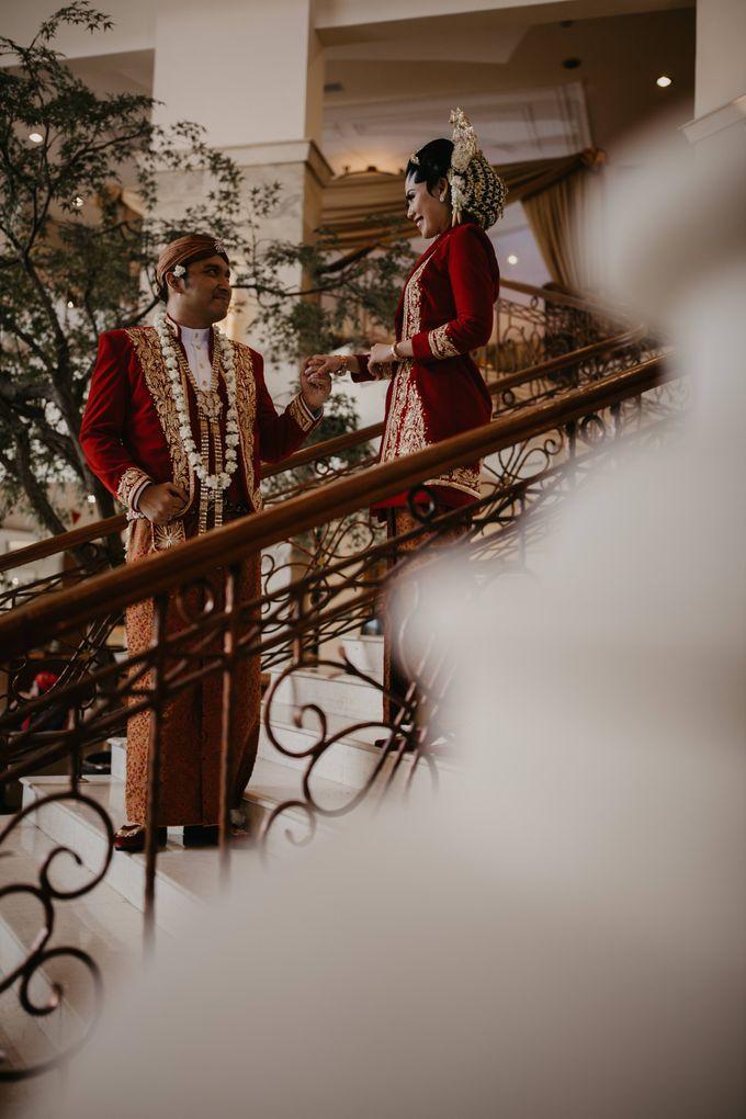 Wedding Stevanni & Seno at Klub Kelapa Gading by Mamie Hardo - 032