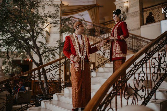 Wedding Stevanni & Seno at Klub Kelapa Gading by Mamie Hardo - 033