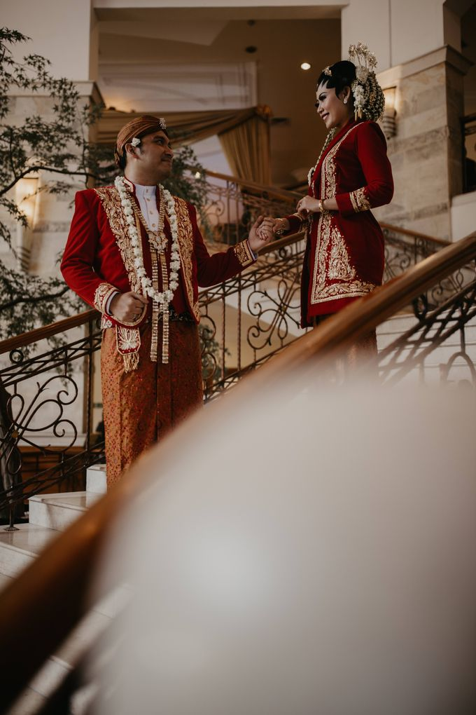 Wedding Stevanni & Seno at Klub Kelapa Gading by Mamie Hardo - 034