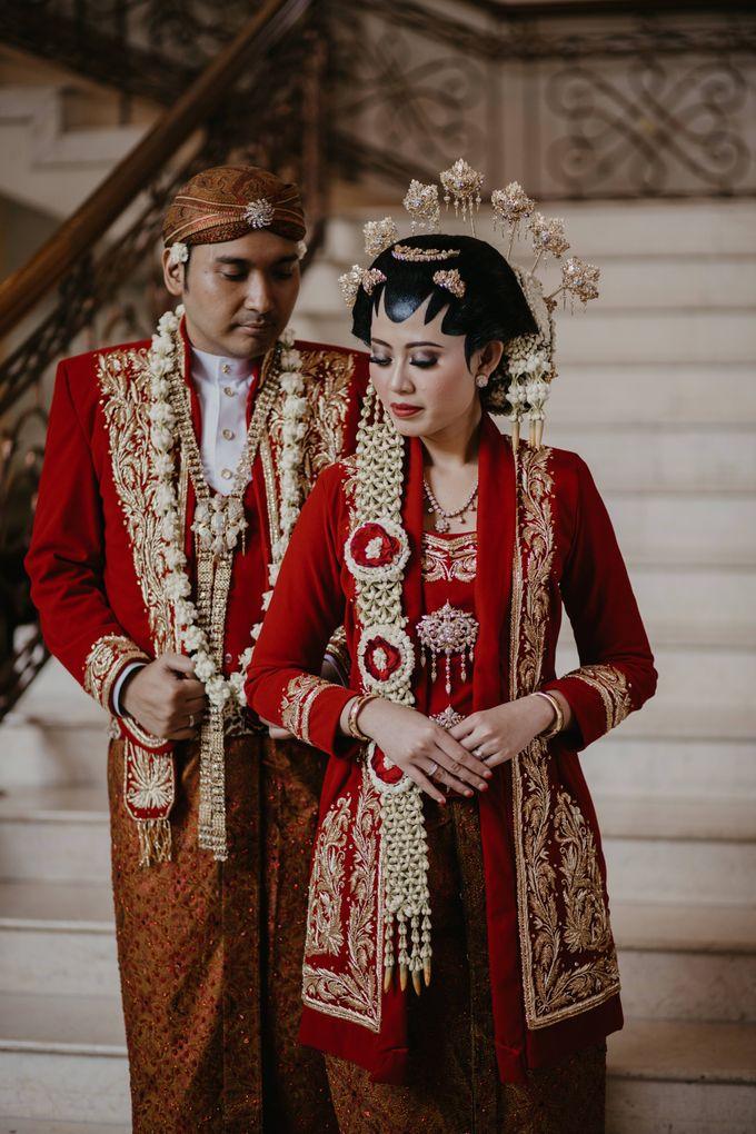 Wedding Stevanni & Seno at Klub Kelapa Gading by Mamie Hardo - 035