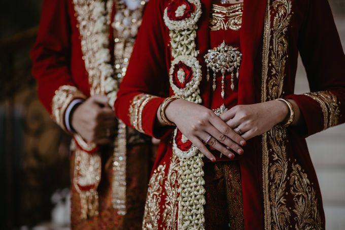 Wedding Stevanni & Seno at Klub Kelapa Gading by Mamie Hardo - 036