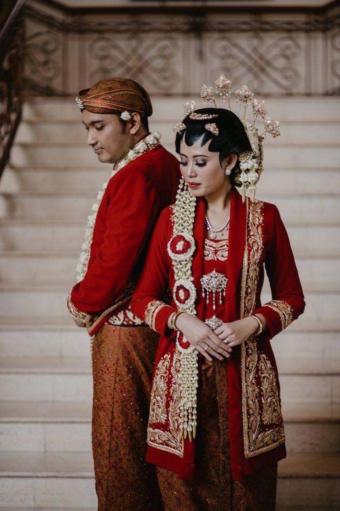 Wedding Stevanni & Seno at Klub Kelapa Gading by Mamie Hardo - 037