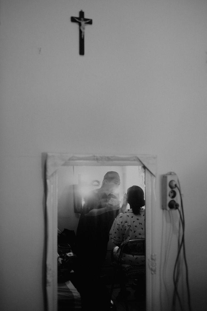 Tika and Kiki  | WEDDING by MERAWI - 001