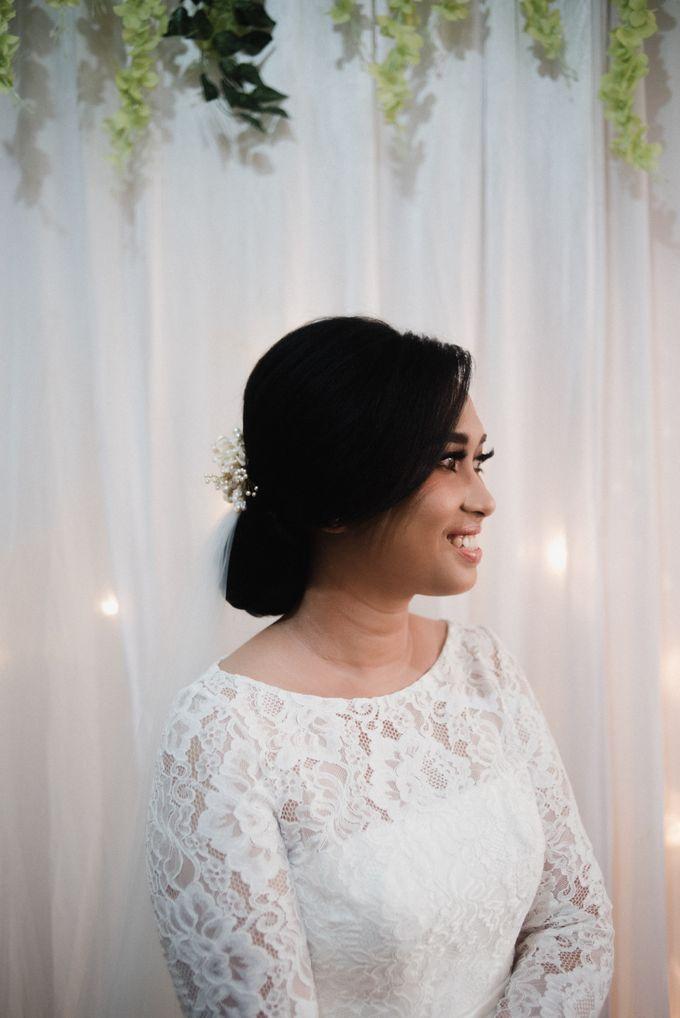 Tika and Kiki  | WEDDING by MERAWI - 011