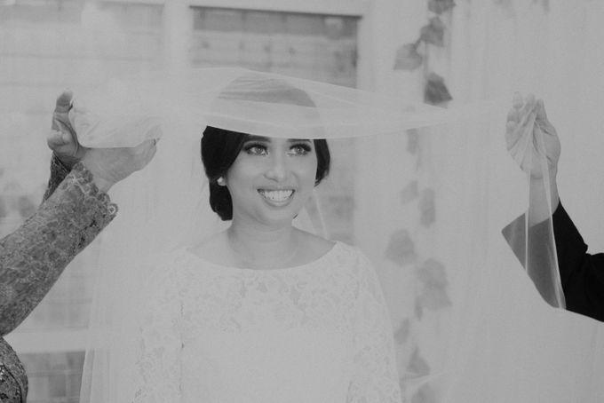 Tika and Kiki  | WEDDING by MERAWI - 012