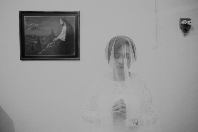 Tika and Kiki  | WEDDING by MERAWI - 013