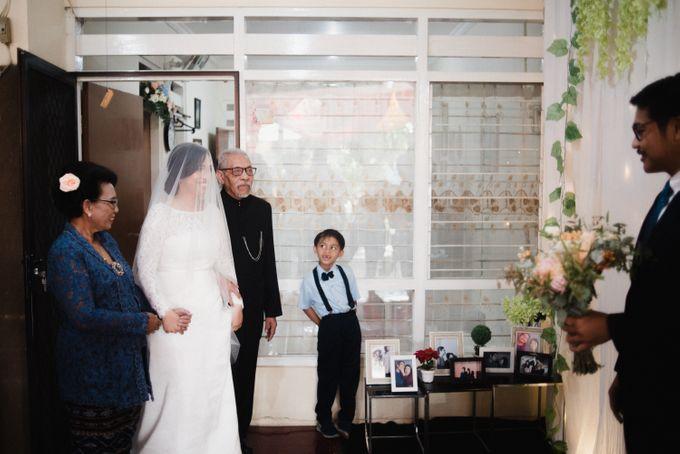 Tika and Kiki  | WEDDING by MERAWI - 014