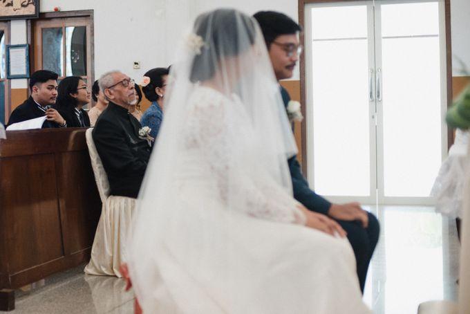 Tika and Kiki  | WEDDING by MERAWI - 019