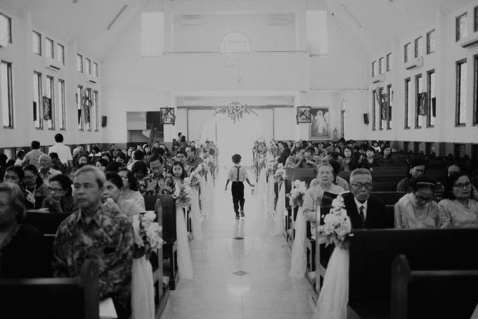 Tika and Kiki  | WEDDING by MERAWI - 021