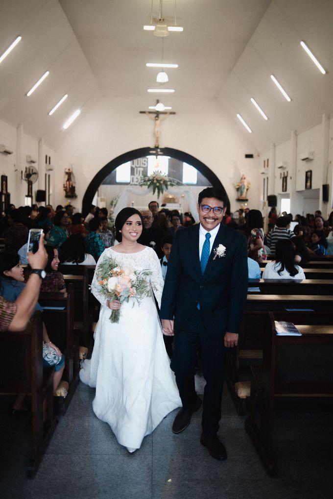 Tika and Kiki  | WEDDING by MERAWI - 022