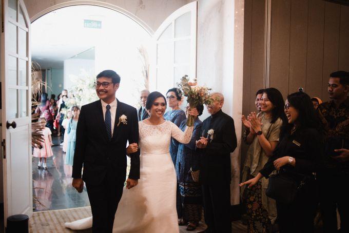 Tika and Kiki  | WEDDING by MERAWI - 024
