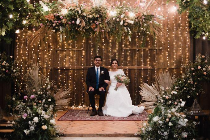 Tika and Kiki  | WEDDING by MERAWI - 025