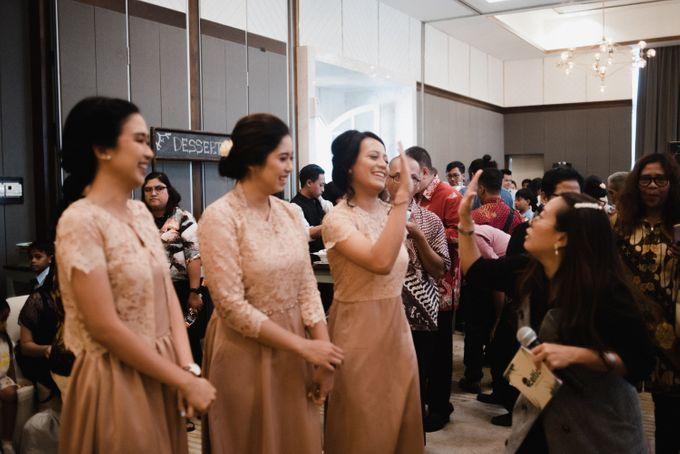 Tika and Kiki  | WEDDING by MERAWI - 026