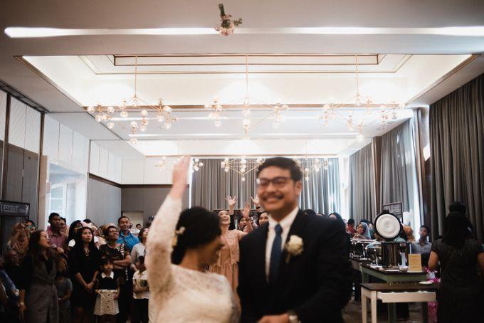 Tika and Kiki  | WEDDING by MERAWI - 027