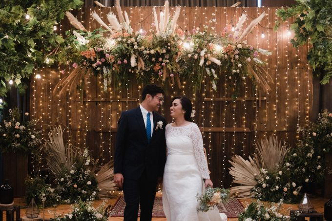 Tika and Kiki  | WEDDING by MERAWI - 032