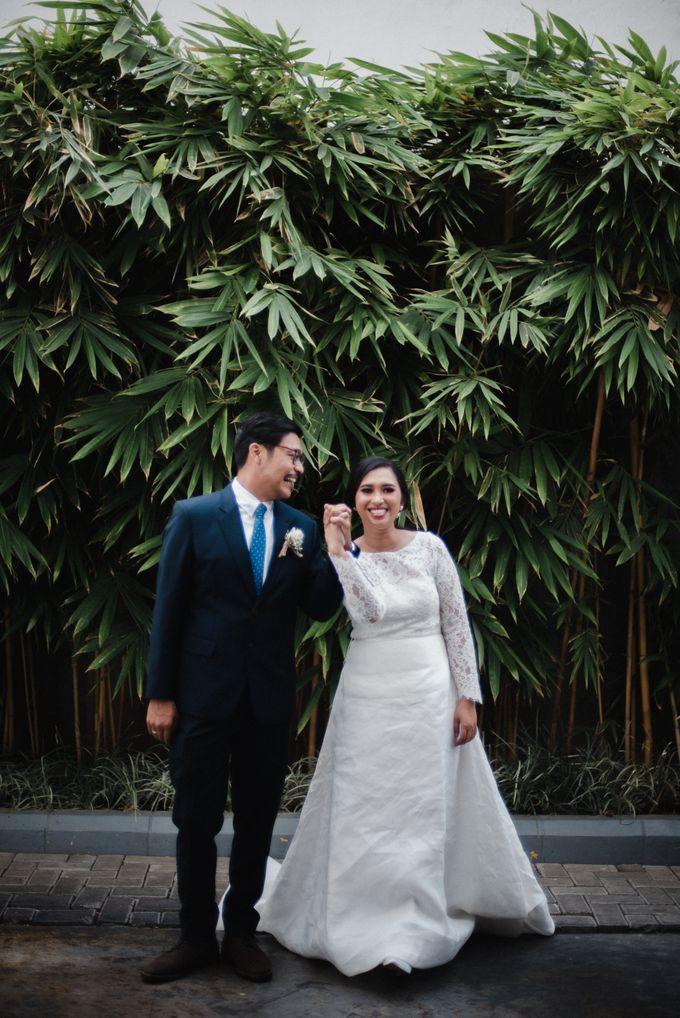 Tika and Kiki  | WEDDING by MERAWI - 033