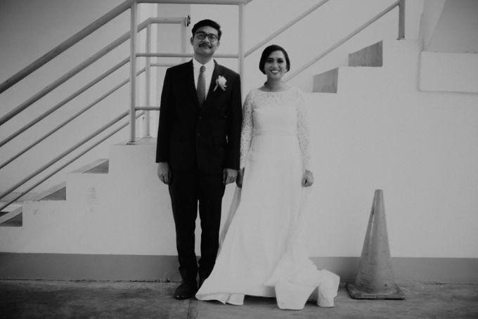 Tika and Kiki  | WEDDING by MERAWI - 036