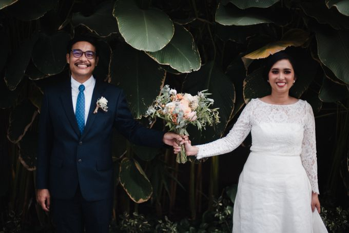 Tika and Kiki  | WEDDING by MERAWI - 038