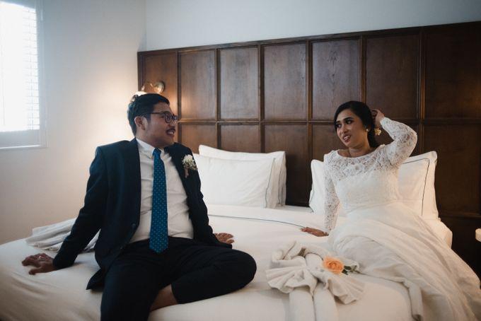 Tika and Kiki  | WEDDING by MERAWI - 039