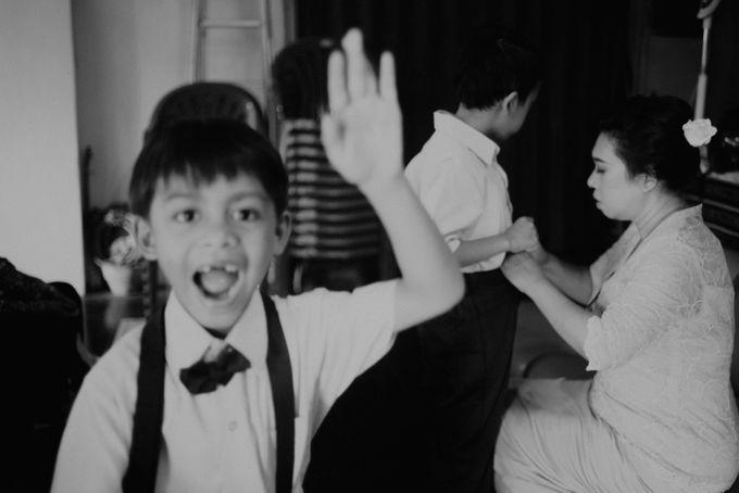Tika and Kiki  | WEDDING by MERAWI - 005