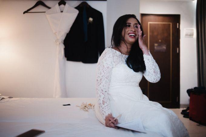 Tika and Kiki  | WEDDING by MERAWI - 046