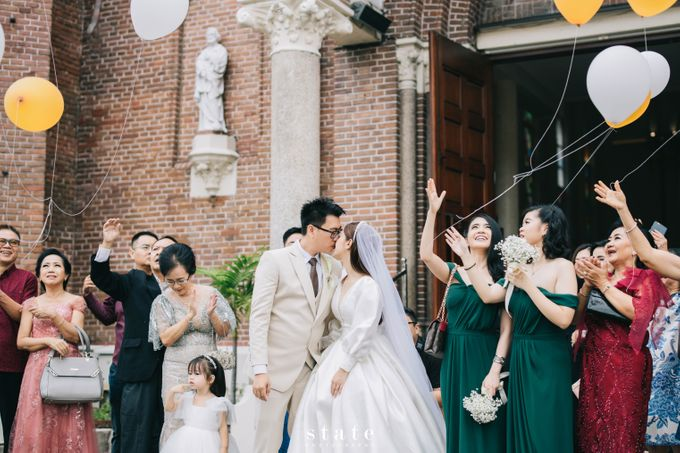 Wedding - Tony & Pina by State Photography - 022