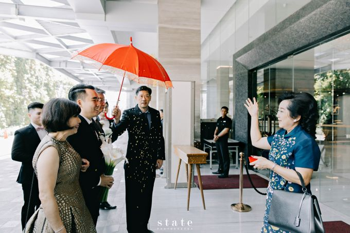 Wedding - Wangsa & Evelyn Part 01 by State Photography - 035