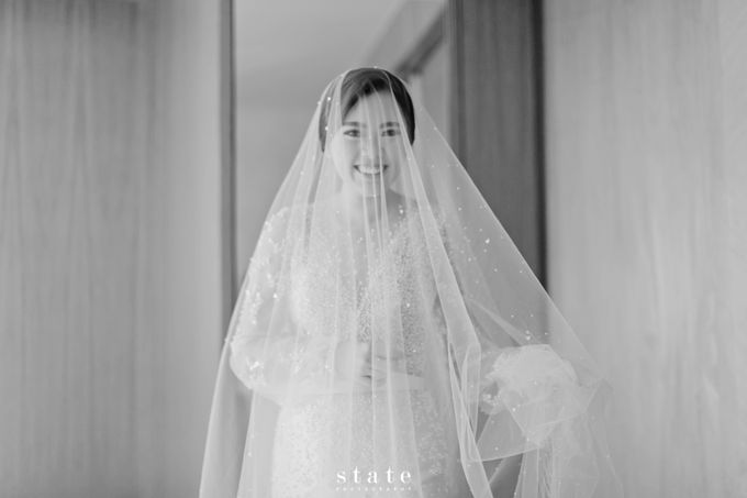 Wedding - Wangsa & Evelyn Part 01 by State Photography - 033