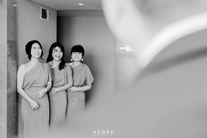Wedding - Wangsa & Evelyn Part 01 by State Photography - 038