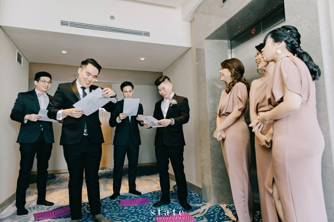 Wedding - Wangsa & Evelyn Part 01 by State Photography - 036