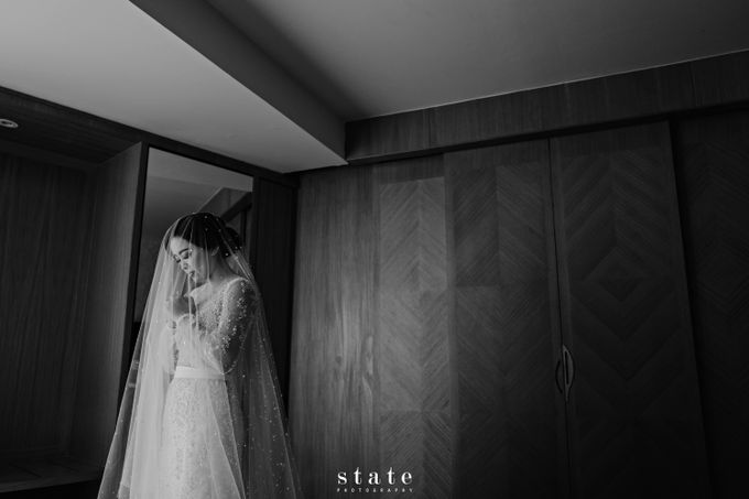 Wedding - Wangsa & Evelyn Part 01 by State Photography - 039