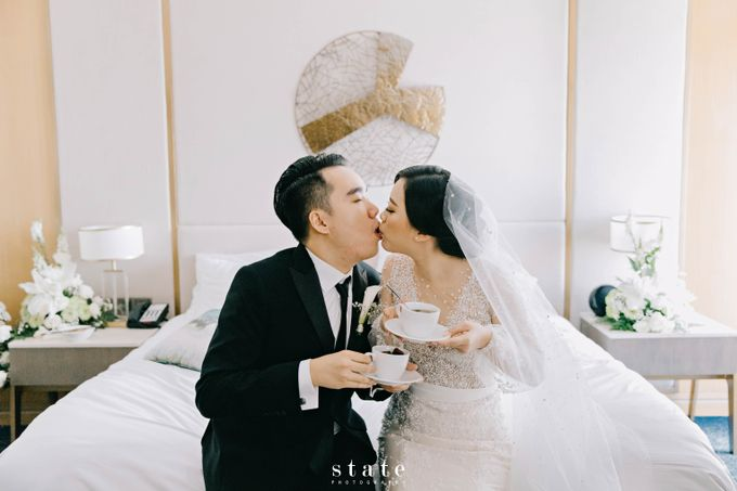 Wedding - Wangsa & Evelyn Part 01 by State Photography - 045