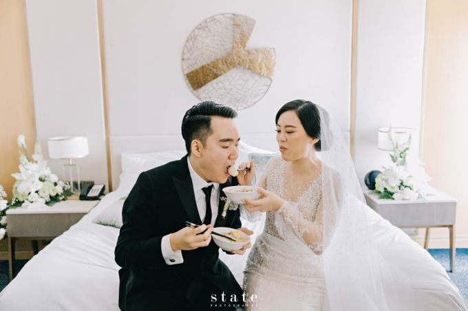 Wedding - Wangsa & Evelyn Part 01 by State Photography - 044