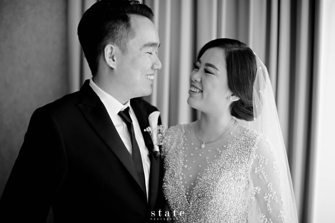 Wedding - Wangsa & Evelyn Part 01 by State Photography - 046