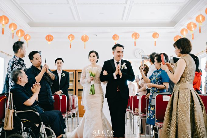 Wedding - Wangsa & Evelyn Part 02 by State Photography - 001