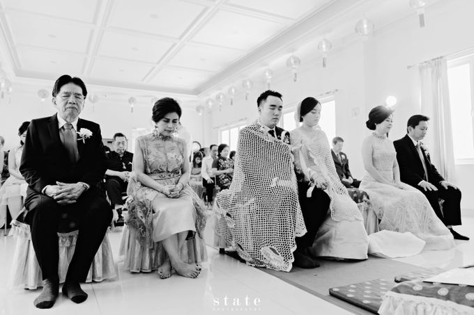 Wedding - Wangsa & Evelyn Part 02 by State Photography - 002