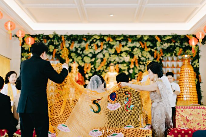 Wedding - Wangsa & Evelyn Part 02 by State Photography - 007