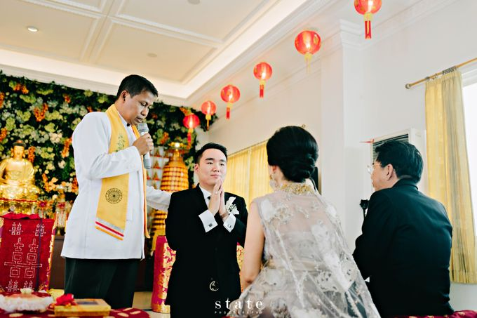 Wedding - Wangsa & Evelyn Part 02 by State Photography - 006