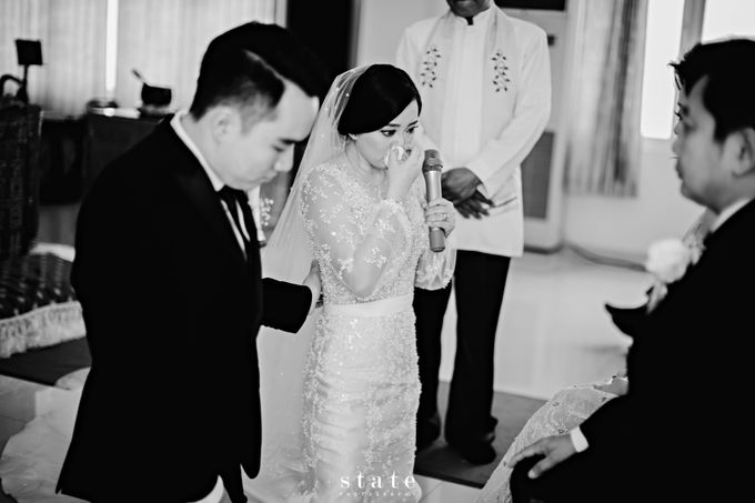 Wedding - Wangsa & Evelyn Part 02 by State Photography - 008
