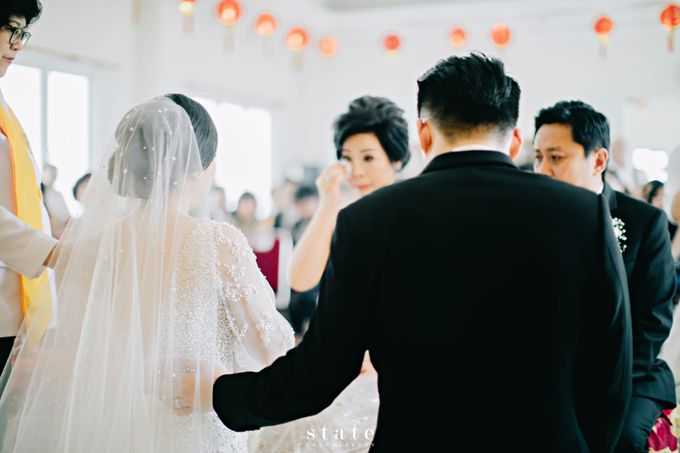 Wedding - Wangsa & Evelyn Part 02 by State Photography - 009