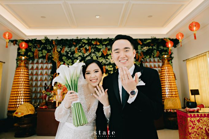 Wedding - Wangsa & Evelyn Part 02 by State Photography - 010