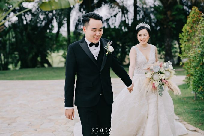 Wedding - Wangsa & Evelyn Part 02 by State Photography - 011
