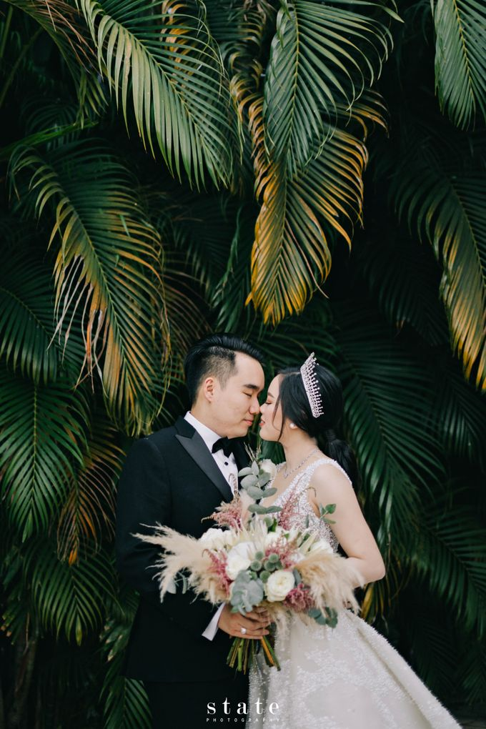 Wedding - Wangsa & Evelyn Part 02 by State Photography - 012