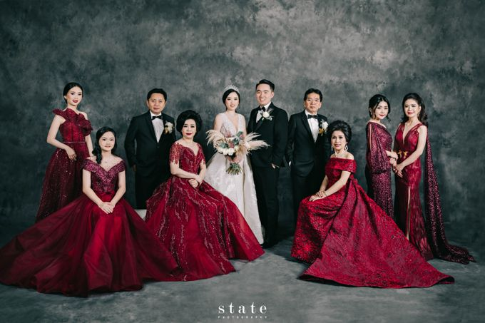 Wedding - Wangsa & Evelyn Part 02 by State Photography - 013