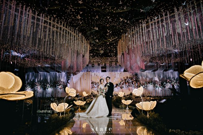 Wedding - Wangsa & Evelyn Part 02 by State Photography - 036