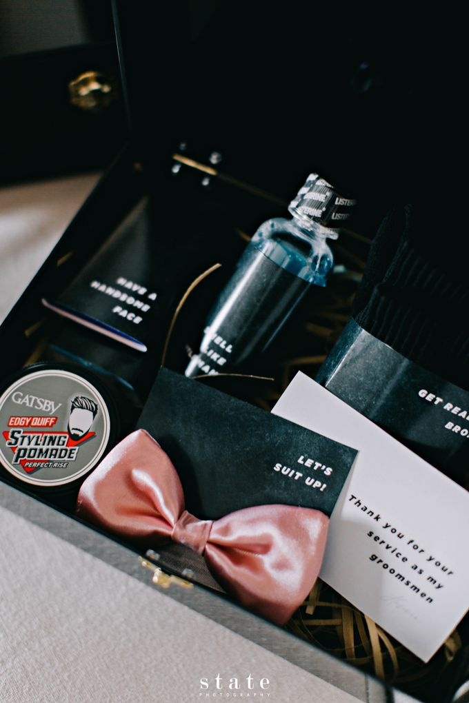 Wedding - Wangsa & Evelyn Part 01 by State Photography - 022