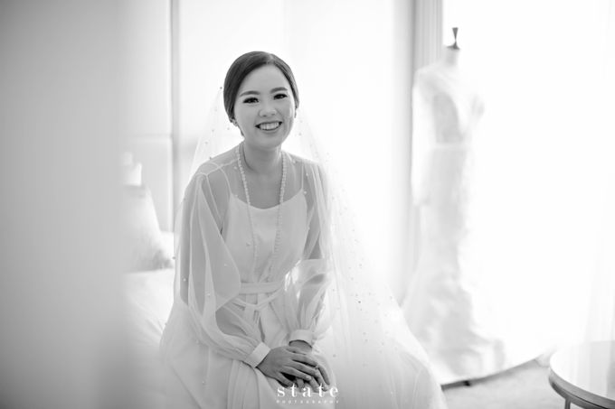 Wedding - Wangsa & Evelyn Part 01 by State Photography - 012
