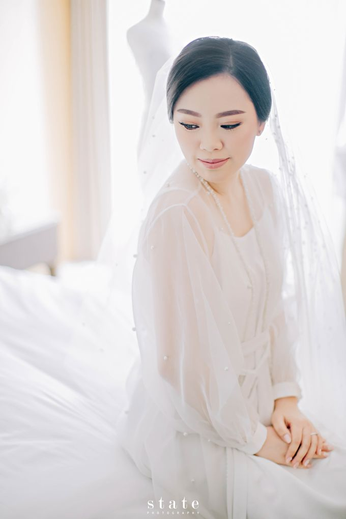 Wedding - Wangsa & Evelyn Part 01 by State Photography - 014