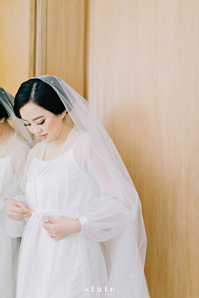 Wedding - Wangsa & Evelyn Part 01 by State Photography - 015